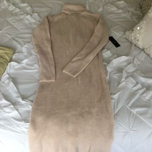 NWT Sweater Midi Dress
